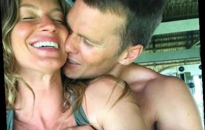 Tom Brady and Gisele Bündchen's Son Crashes Their Couples Challenge