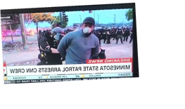 CNN Reporter Omar Jimenez Arrested Live On Air During Minneapolis Protest Broadcast