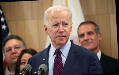 Joe Biden To Guest On 'The Late Show With Stephen Colbert' On Thursday
