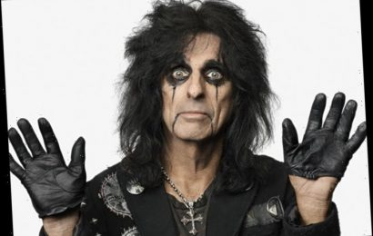 Alice Cooper Drops New Lockdown Anthem 'Don't Give Up'
