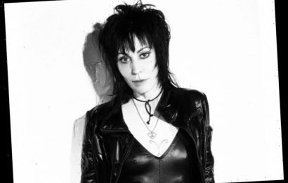 Joan Jett Would 'Not Feel Comfortable' Touring During Pandemic