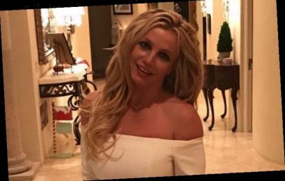 Britney Spears Thanks Loyal Fans on 20th Anniversary of 'Oops!…I Did It Again'
