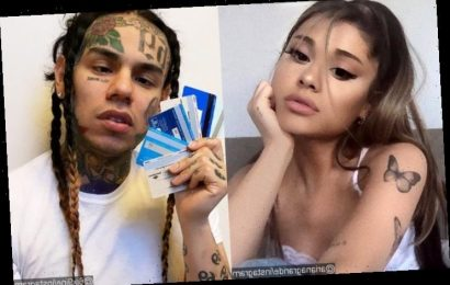 Ariana Grande Asks 6ix9ine to Humble Himself After He Accused Her of Chart Manipulation