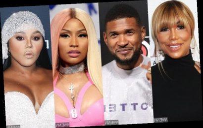 Tamar Braxton Blasts Usher for Dubbing Nicki Minaj a Product of Lil' Kim