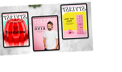 Get the latest issue of Stylist magazine