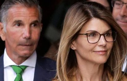 Lori Loughlin, husband agree to serve jail time in college bribery scandal lawsuit
