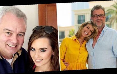 Kate Garraway makes return to social media to send sweet message to Eamonn Holmes