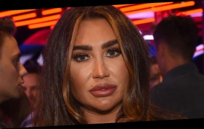 Lauren Goodger explains why she broke lockdown rules twice after being slammed for attending birthday party — EXCLUSIVE