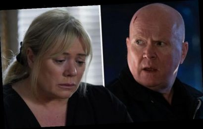 EastEnders spoilers: Sharon Mitchell 'makes big mistake' after Phil's cruel ultimatum