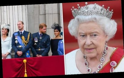 Queen tops ranking of royals worldwide – where did the rest of the Royal Family place?