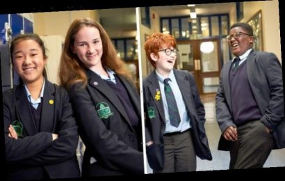 The School That Tried To End Racism: When was the Channel 4 series filmed?