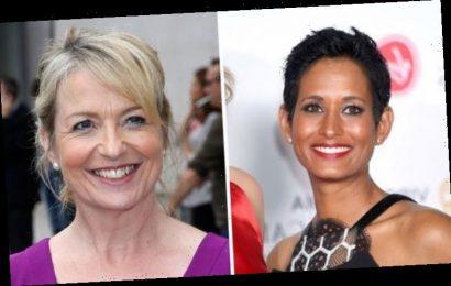 Carol Kirkwood and Naga Munchetty: Are Carol and Naga really friends?