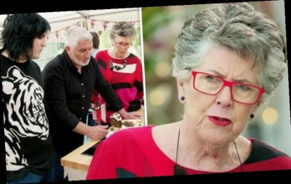 Prue Leith: Bake Off judge speaks out on co-stars 'None of us would naturally be friends'