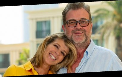 Kate Garraway is 'hoping for a miracle' and wants husband Derek to 'break through' in recovery from coronavirus battle