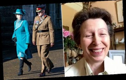 Will Princess Anne, 69, be the FIRST royal to return to work in-person