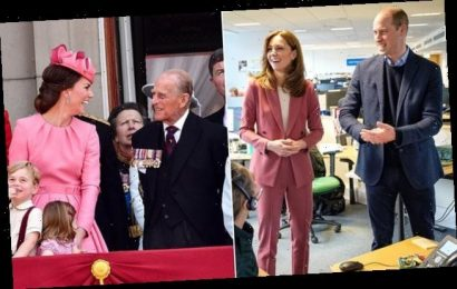 Kate Middleton is 'a bit like Prince Philip,' royal biographer claims