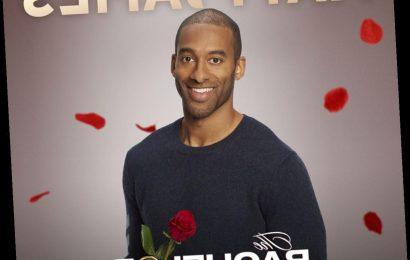Matt James Named First Black Lead Of 'The Bachelor'