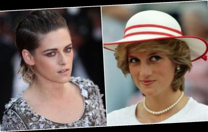 Kristen Stewart To Play Princess Diana In New Biopic