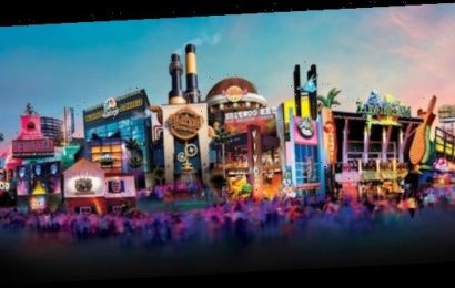 Theme Park Bits: Universal CityWalk Reopened, Halloween Horror Nights, and More – /Film