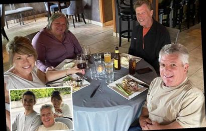 Little People's Matt Roloff goes on vacation with girlfriend Caryn Chandler after week of 'filming and farm chores' – The Sun