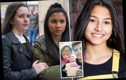 Coronation Street's Asha Alahan actress Tanisha Gorey, 18, has gone Instagram official with her real life boyfriend – The Sun