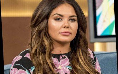 Scarlett Moffatt admits she feels like she's 'not a proper TV presenter' after she was axed from Saturday Night Takeaway