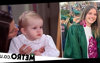 Baby Emma from Friends has just graduated from high school and we're old now