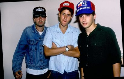 Beastie Boys finally reunite with original producer Rick Rubin after 20 years