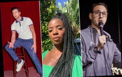 Meet 7 emerging comics keeping the laughs going during the pandemic
