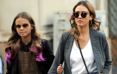 Get to Know Jessica Alba's Daughter Honor
