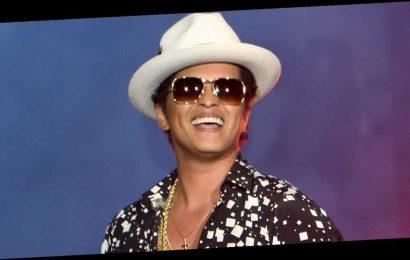 Bruno Mars' Net Worth Is, If You Will, 24K Magic