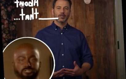 Jimmy Kimmel Apologizes For 'Embarrassing' Blackface Sketches — And Shades Donald Trump In T