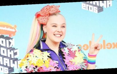 JoJo Siwa Dyes Her Hair Back To Blonde After Only 2 Days As A Brunette — Watch TikTok Reveal