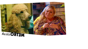 EastEnders star Letitia Dean reveals huge secret about Roly the dog