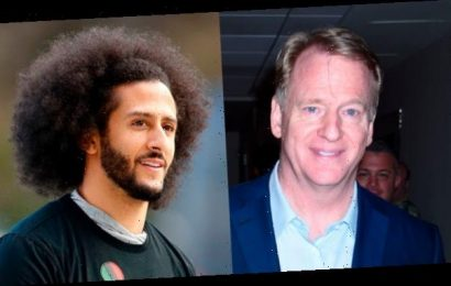 NFL Commissioner Roger Goodell 'Welcomes' A Team To Sign Colin Kaepernick