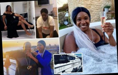 Inside Gogglebox star Sandi Bogle's lavish life on the coast as she carves out a singing career – The Sun
