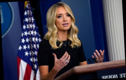 """White House Press Secretary Kayleigh McEnany Defends Donald Trump's Tweet Targeting 75-Year-Old Protester: """"It's Not A Baseless Conspiracy"""""""