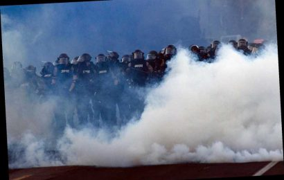 Tear Gas Is Way More Dangerous Than Police Let On — Especially During the Pandemic