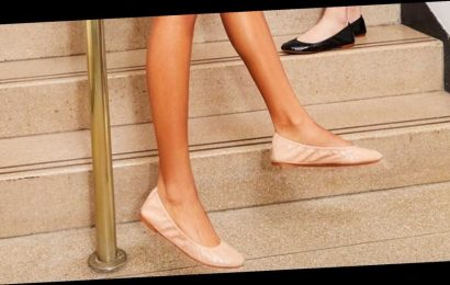 These Comfy Tory Burch Ballet Flats Are 'Simplicity at Its Best' (30% Off!)
