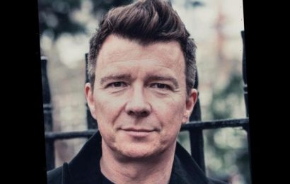 Rick Astley Shares Cover Of Foo Fighters' 'Everlong'