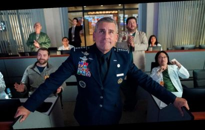 This Week's Top 10 On Netflix: Space Force Arrives For The First Week Of June
