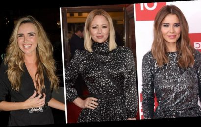 Kimberley Walsh ends Nadine Coyle feud after reflecting during lockdown and opens up on friendship with Cheryl