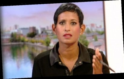 'It's going to happen!' Naga Munchetty in brutal BBC clash with Tory Minister over schools