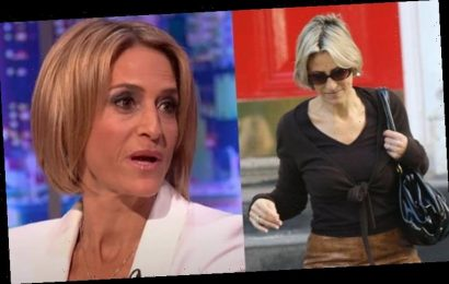Emily Maitlis: 'I got this wrong' Newsnight presenter apologises after error