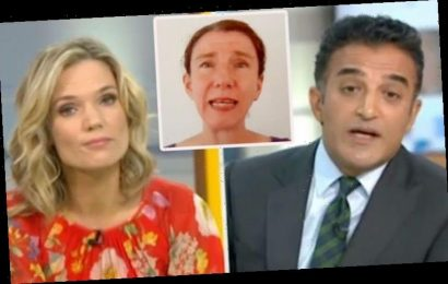 GMB host's brutal comparison of Anneliese Dodds and Rishi Sunak: 'More popular than you'