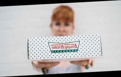 Krispy Kreme is giving FREE doughnuts to those who had a birthday in lockdown