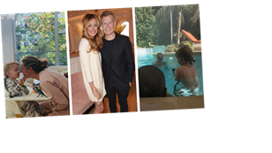 Inside Cat Deeley's glamorous LA mansion she shares with husband Patrick Kielty and their two sons