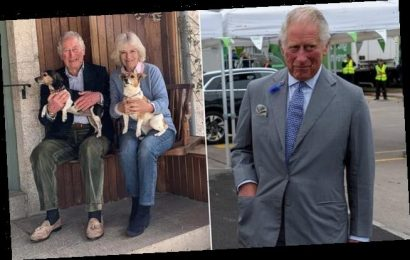 Prince Charles and Camilla say they 'REFUSE to retire'