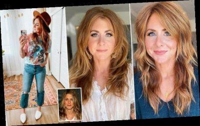Mother shares uncanny resemblance to Jennifer Aniston