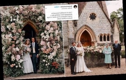 Photographer behind Beatrice's snaps says the event was 'a milestone'